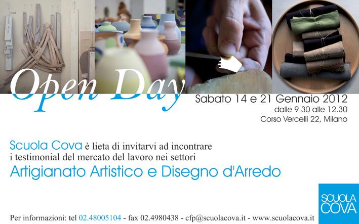 Open-day Scuola Cova