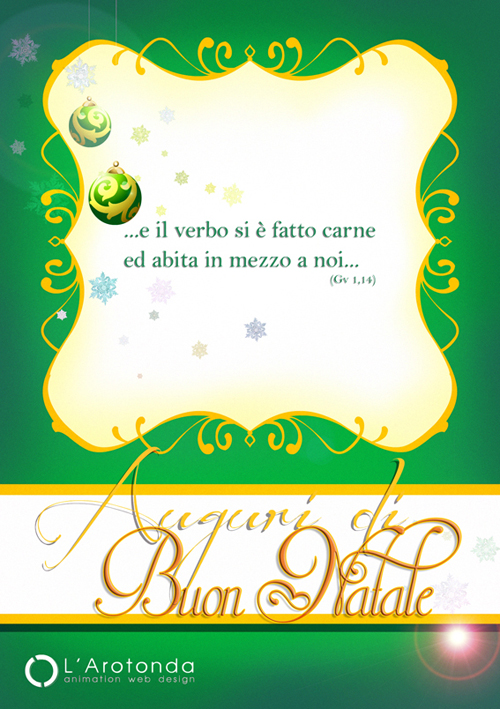 Buon Natale 2013 L'Arotonda